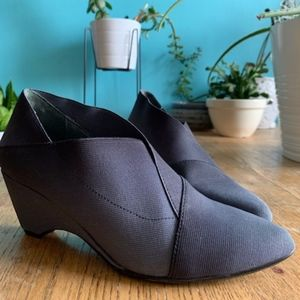 United Nude Origami Blue Ombre Wedge